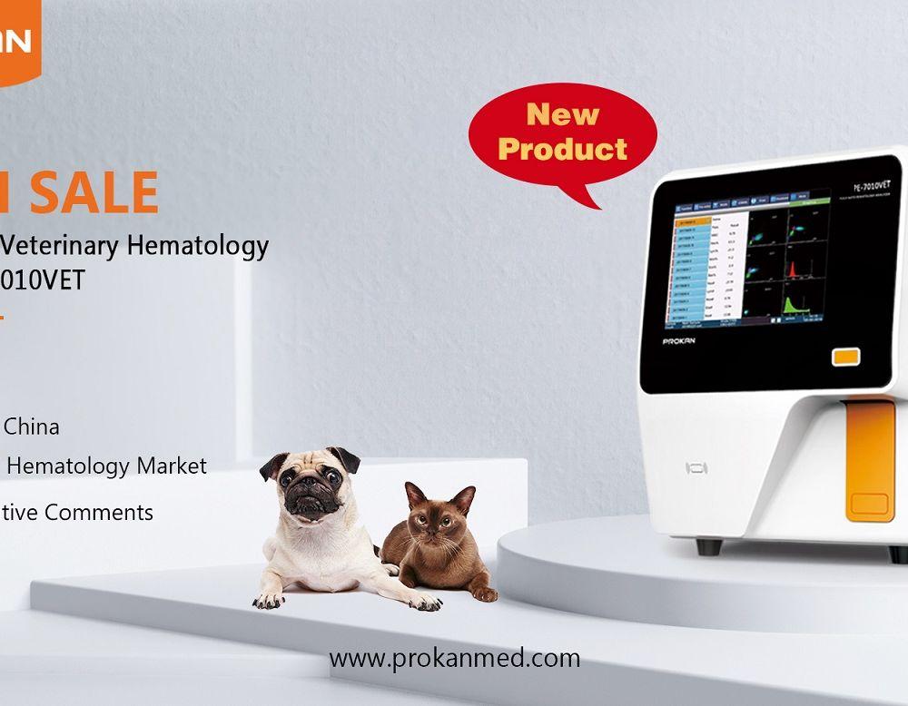 5-Part Vet Hematology Launched